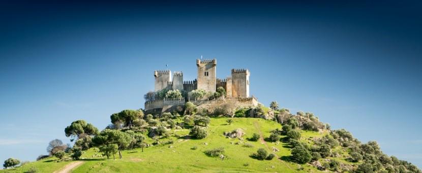 Castillo de Almodóvar, sídlo rodu Lannisterů