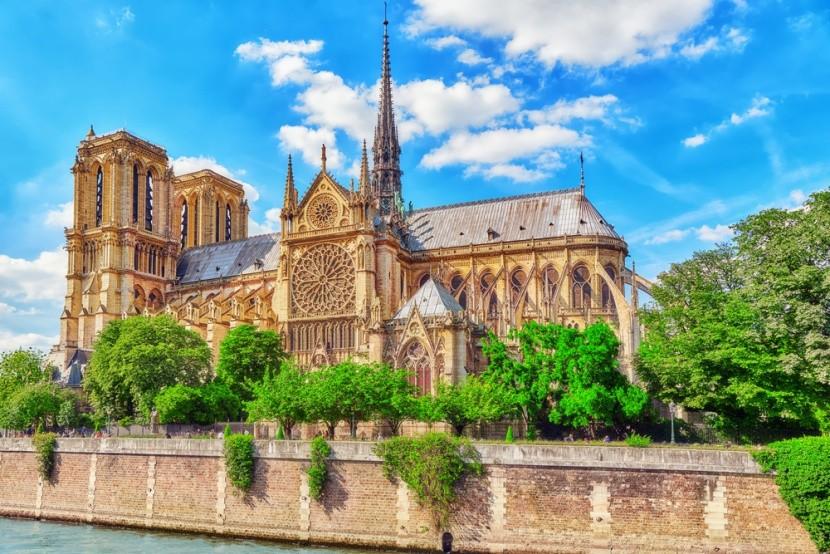 Symbol Paříže, Notre Dame