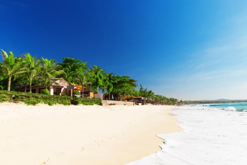 Tropický ráj: pláž Mui Ne ve Vietnamu