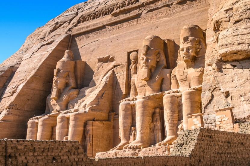 Velký chrám faraona Ramessese II., Abú Simbel