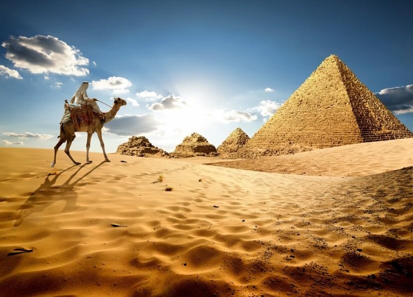 Tajemství starověkého Egypta