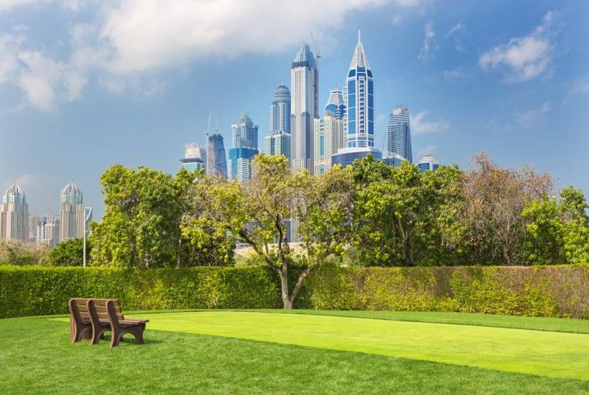 Objevte přírodní krásy Dubaje