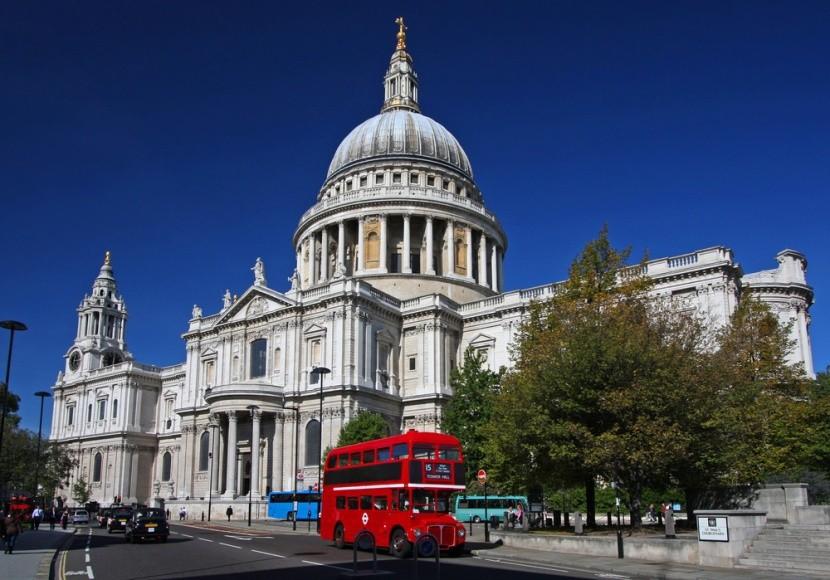 Katedrála svatého Pavla v Londýně