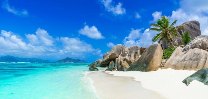 Pláž Anse Source d'Argent, Seychely