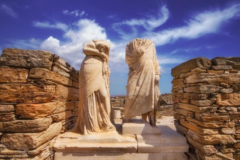 Vydejte se po stopách řeckých bohů