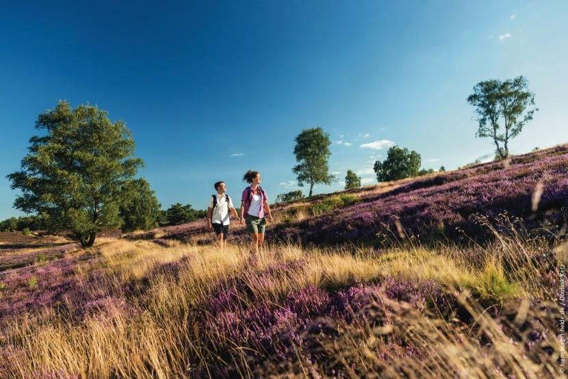 Přírodní krásy a pěší turistika, Dolní Sasko