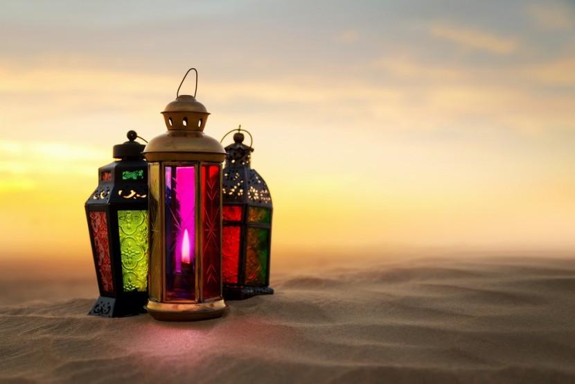 Co když vás ramadán potká na dovče?
