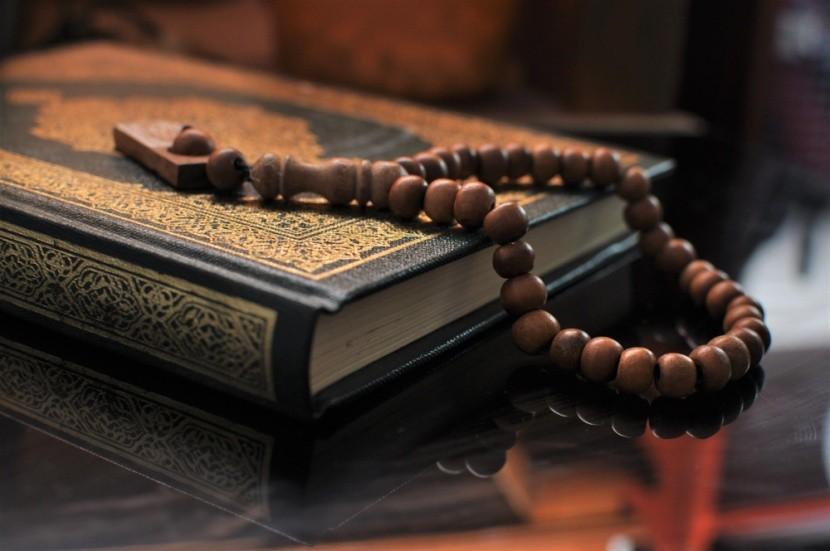 Svatá kniha muslimů Korán