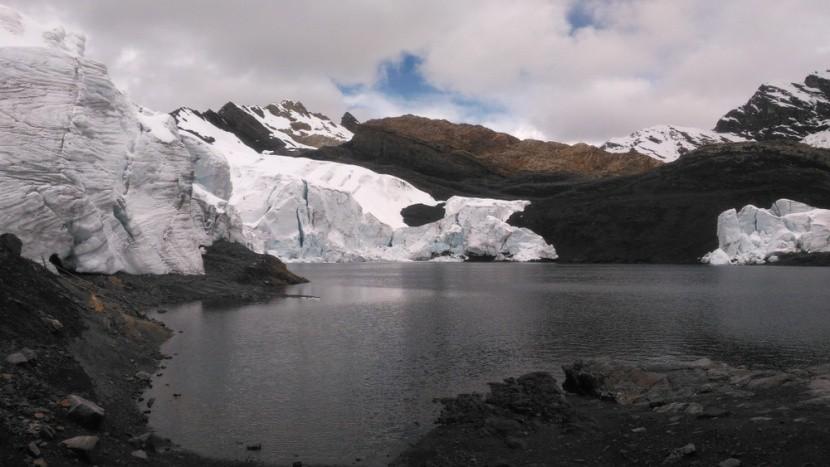 Ledovec Pastoruri