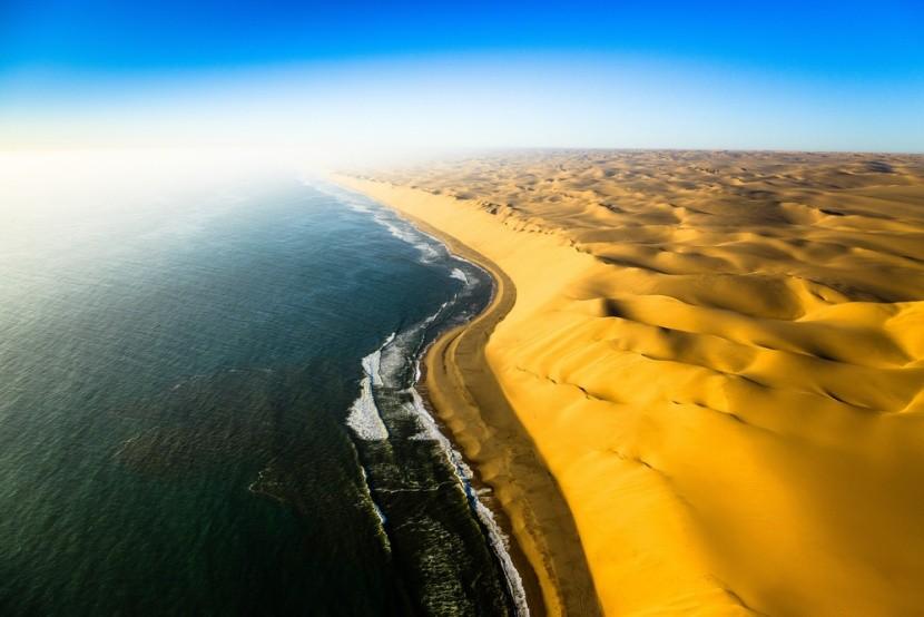 Skeleton Coast, Namibie