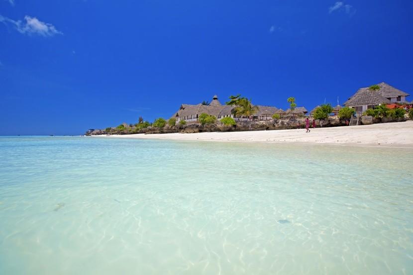 Pláž Nungwi, Zanzibar