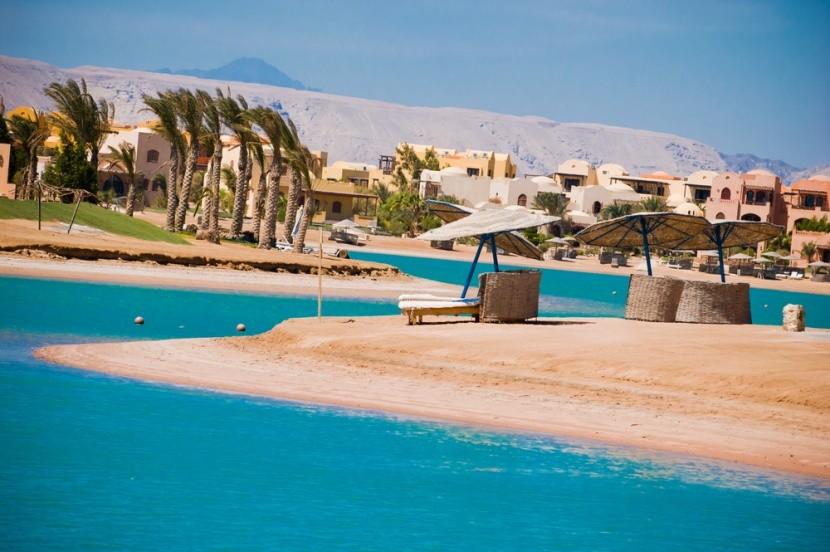 El Gouna v Egyptě a její božské laguny