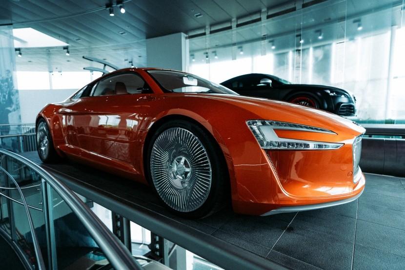 Muzeum Audi