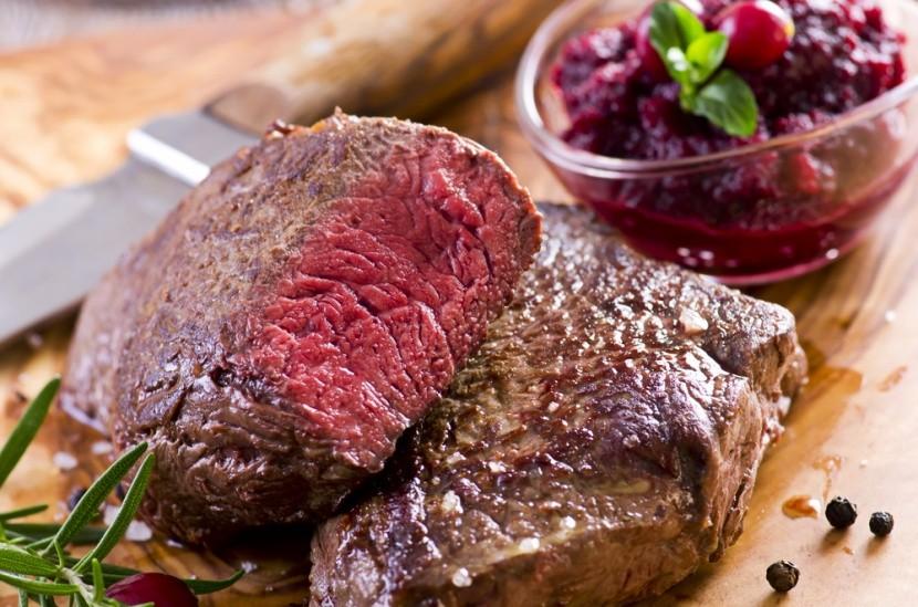 Nefalšovaný argentinský hovězí steak