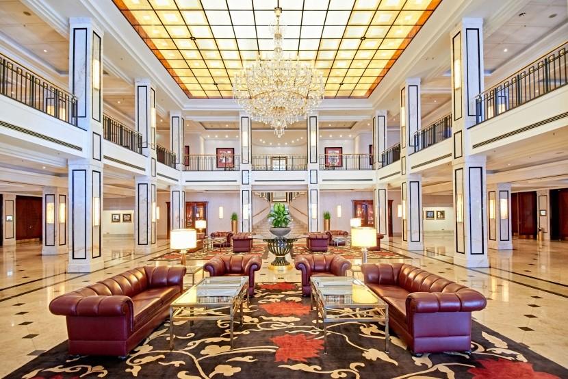 Hotel Miritim, lobby