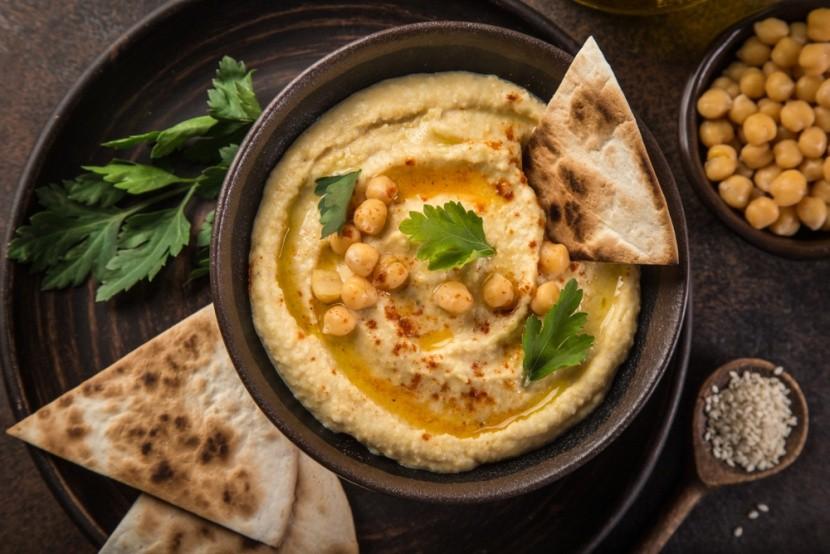 Hummus potěší tělo i duši kdykoli