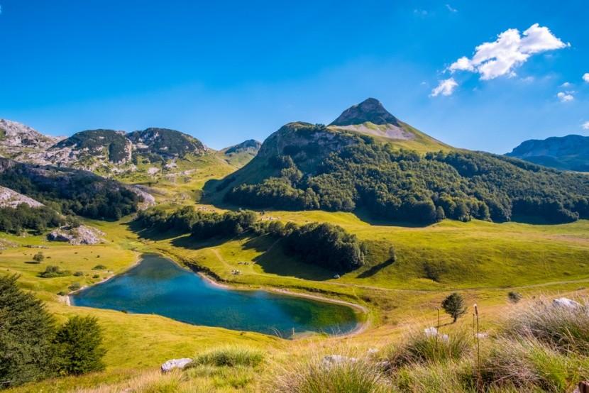 Národní park Sutjeska, Bosna a Hercegovina