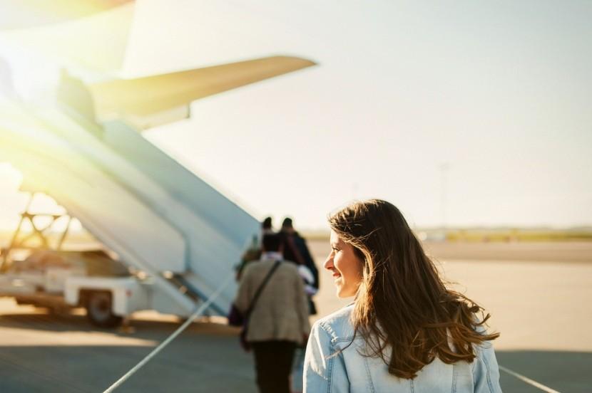 Boarding na letišti