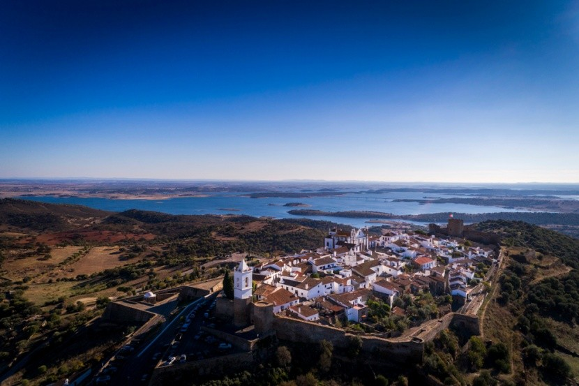 Rezervace Alqueva v portugalském Alenteju