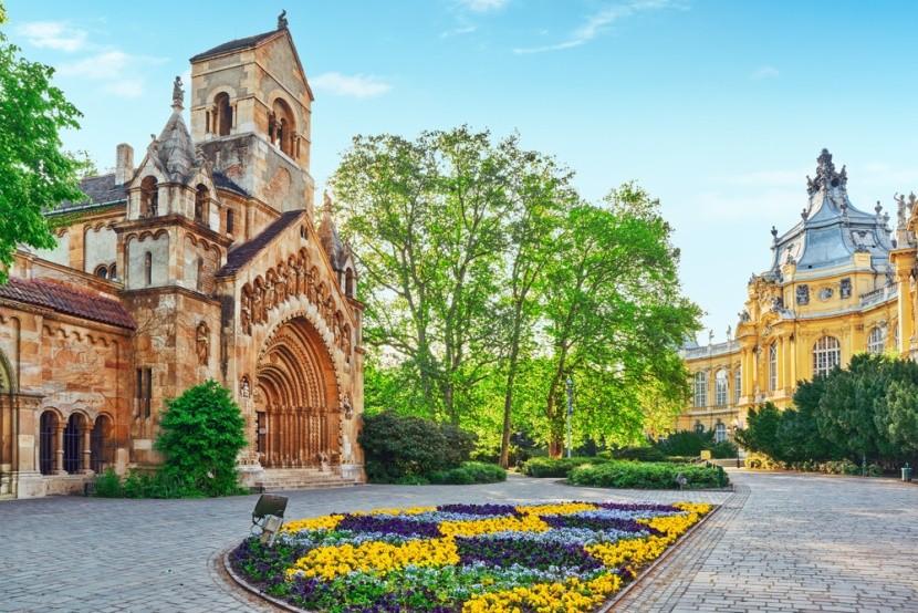 Vajdahunyad, Maďarsko