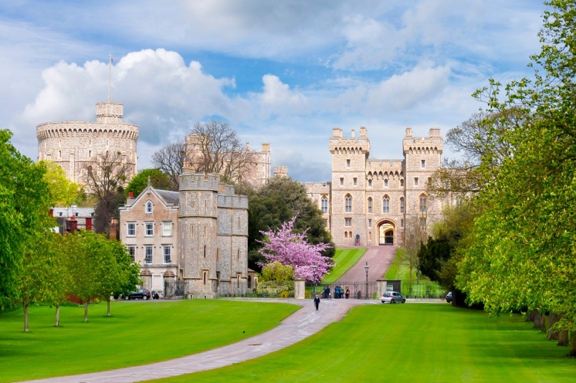 Windsor, Anglie