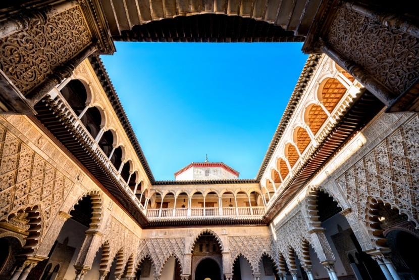 Alcázar, Španělsko