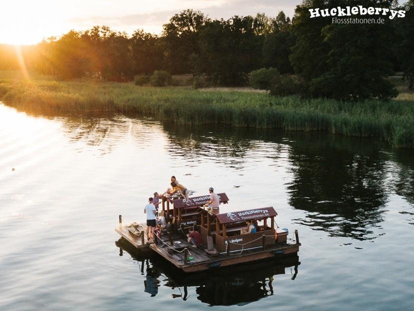 Huckleberrys tour