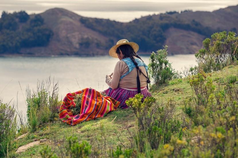 Krásy Bolívie