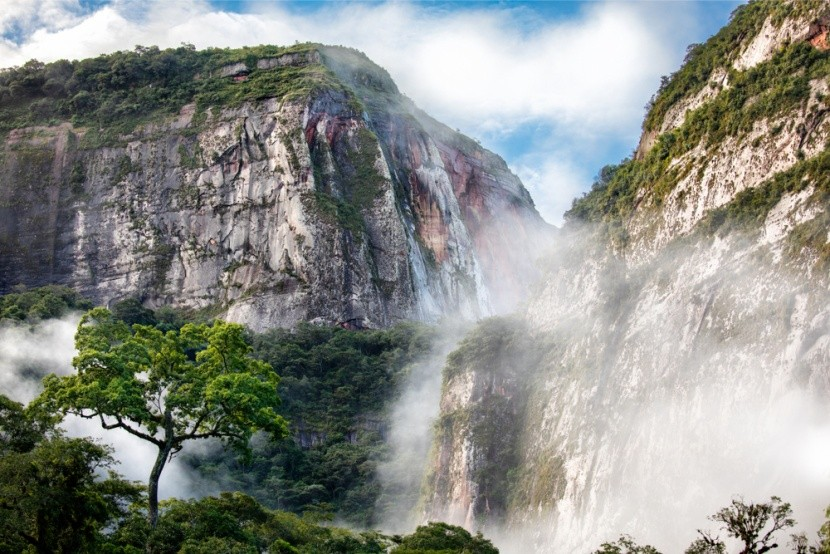 Národní park Amboró, Bolívie