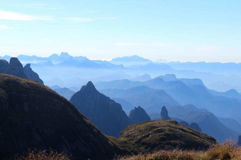 Národní park Serra dos Órgãos, Brazílie
