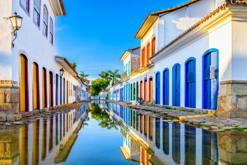 Paraty, Brazílie