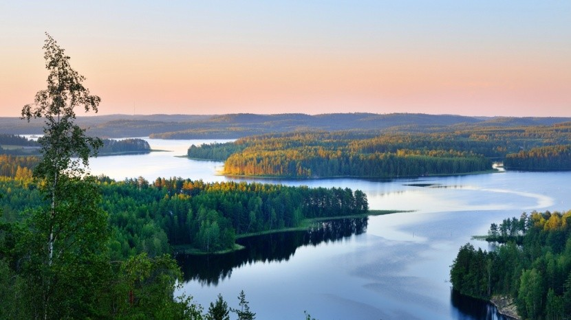 Saimaa, Finsko
