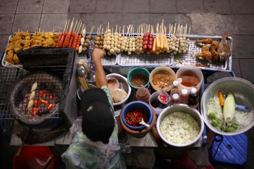 Vietnamský streetfood