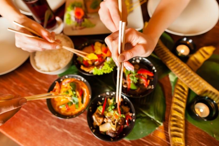 Asijské speciality
