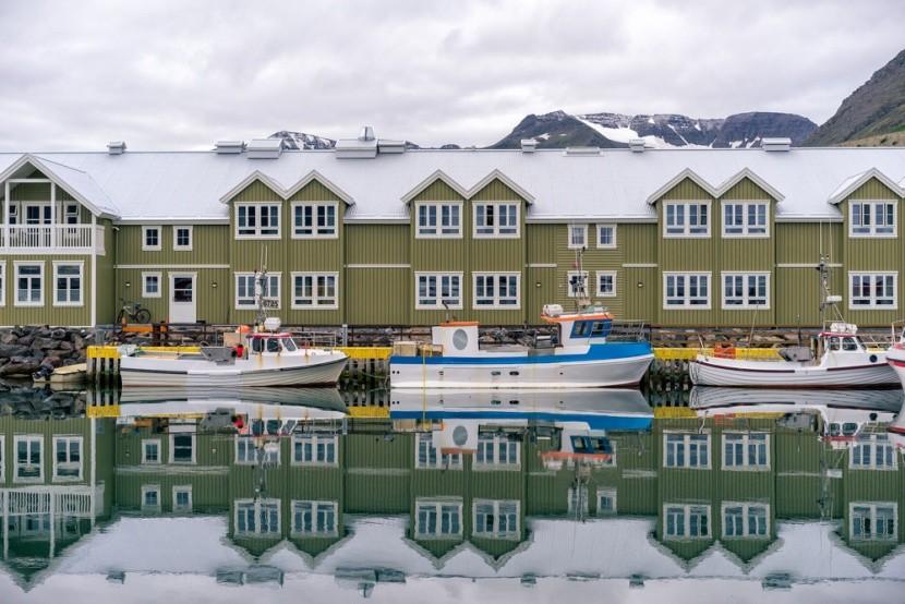 Vesnička Siglufjörður