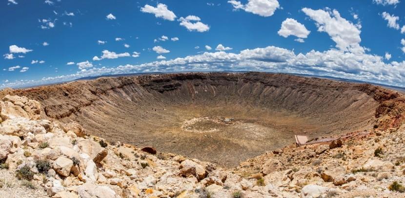 Kráter meteoru, Arizona