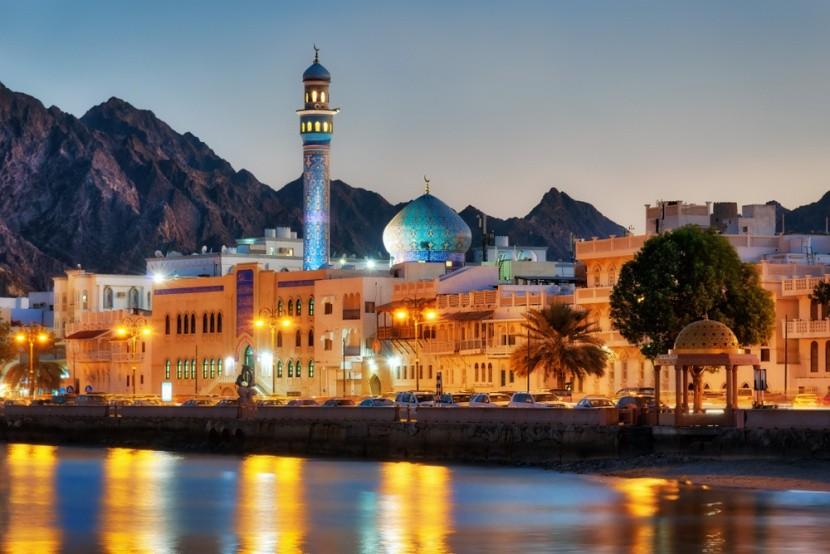 Hlavní město Ománu, Muscat
