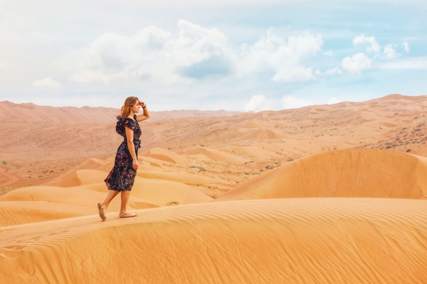 Omán – elegantní orient