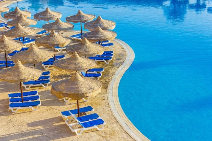 Nejoblíbenější hotely pro dovolenou v Egyptě