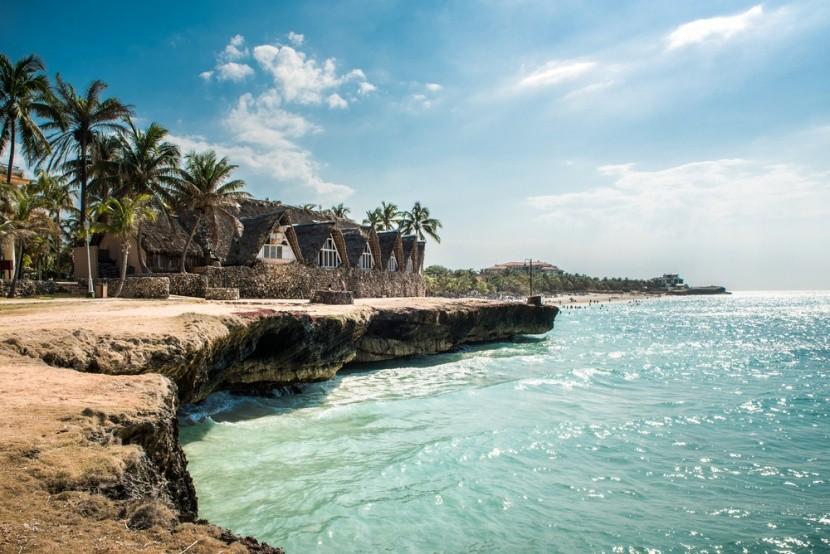 Pláž Varadera, Kuba