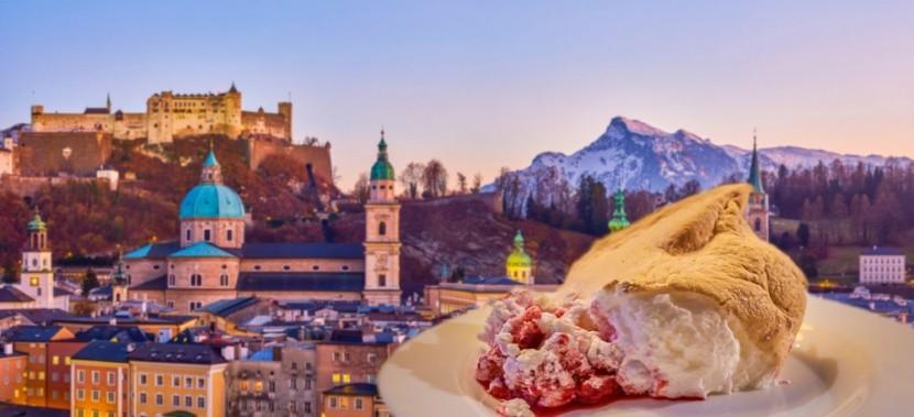 Gastronomie a historie Salcburku
