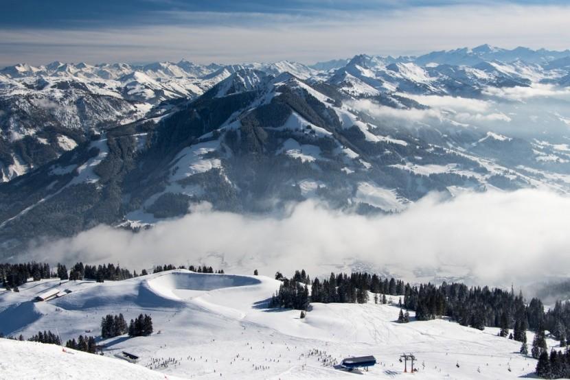 Kitzbühel, Rakousko