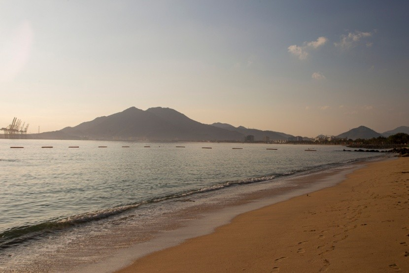 Emirát Fudžajra a Indický oceán