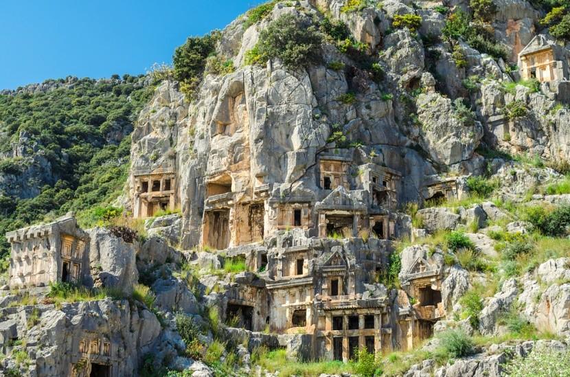 Magie tureckého města Myra