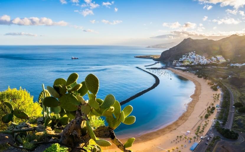 Pláž Las Teresitas, Tenerife