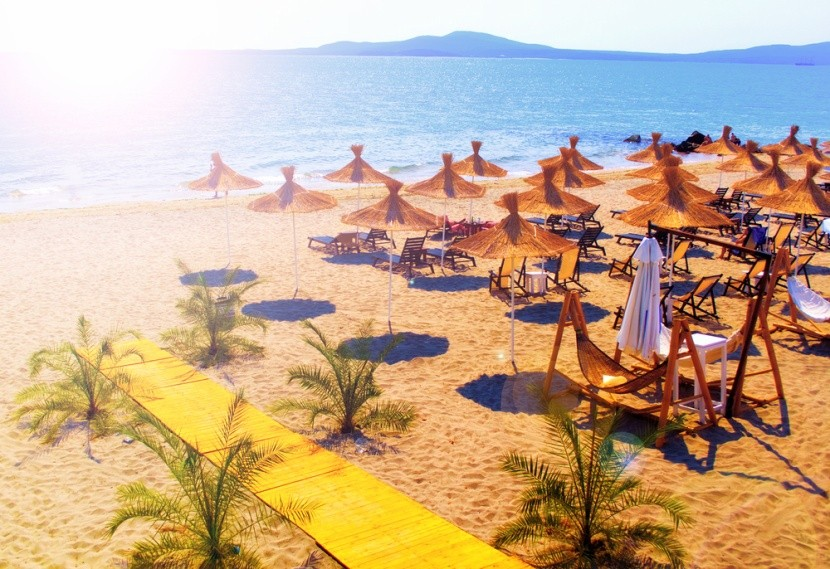 Slunečné pobřeží, Bulharsko