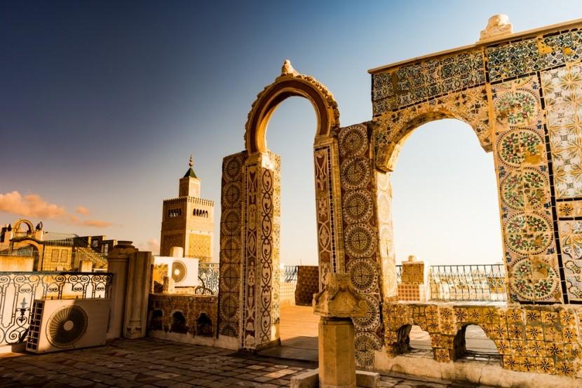 Tunisko, dějiště Hollywoodských trháků