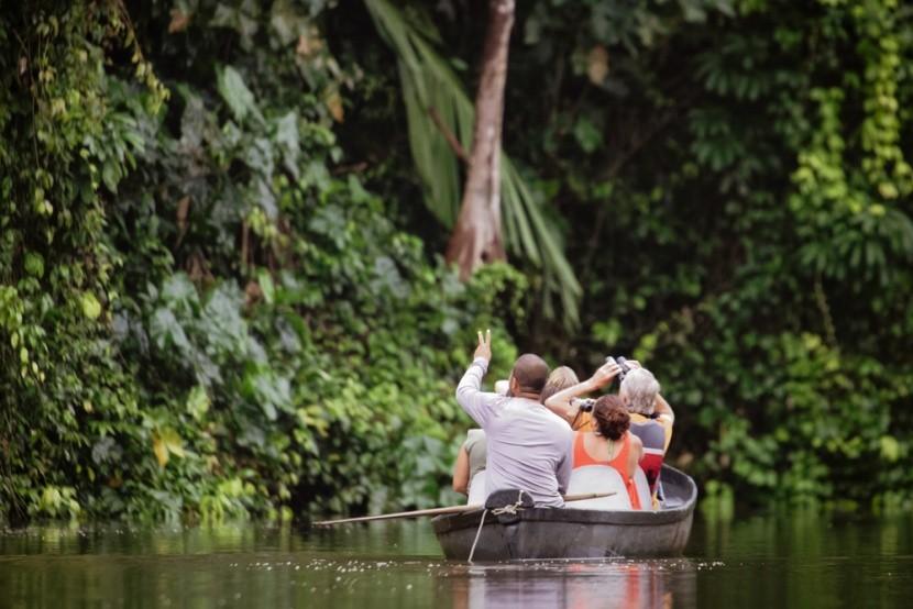 Po Kostarice s průvodcem