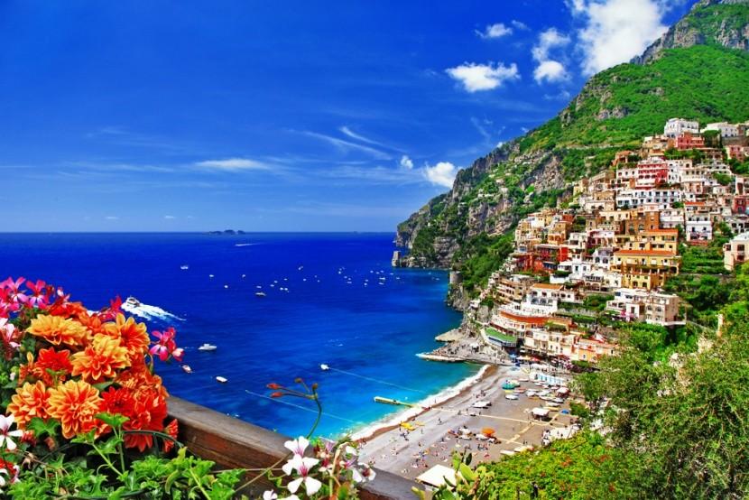 Amalfi, Itálie