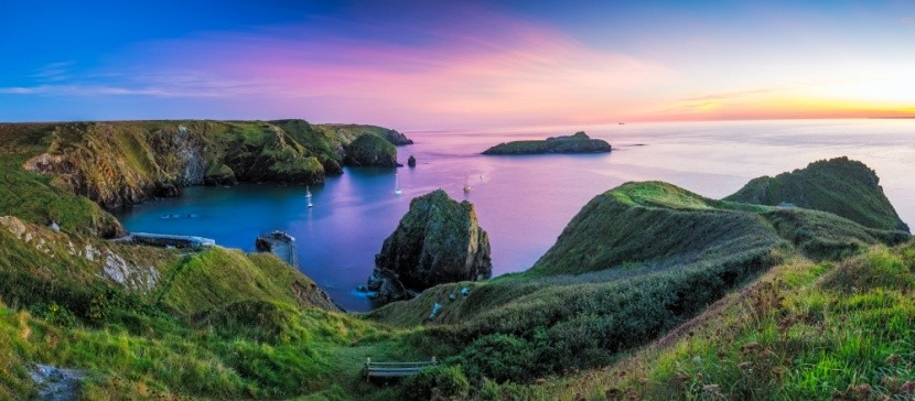 Cornwall, Anglie